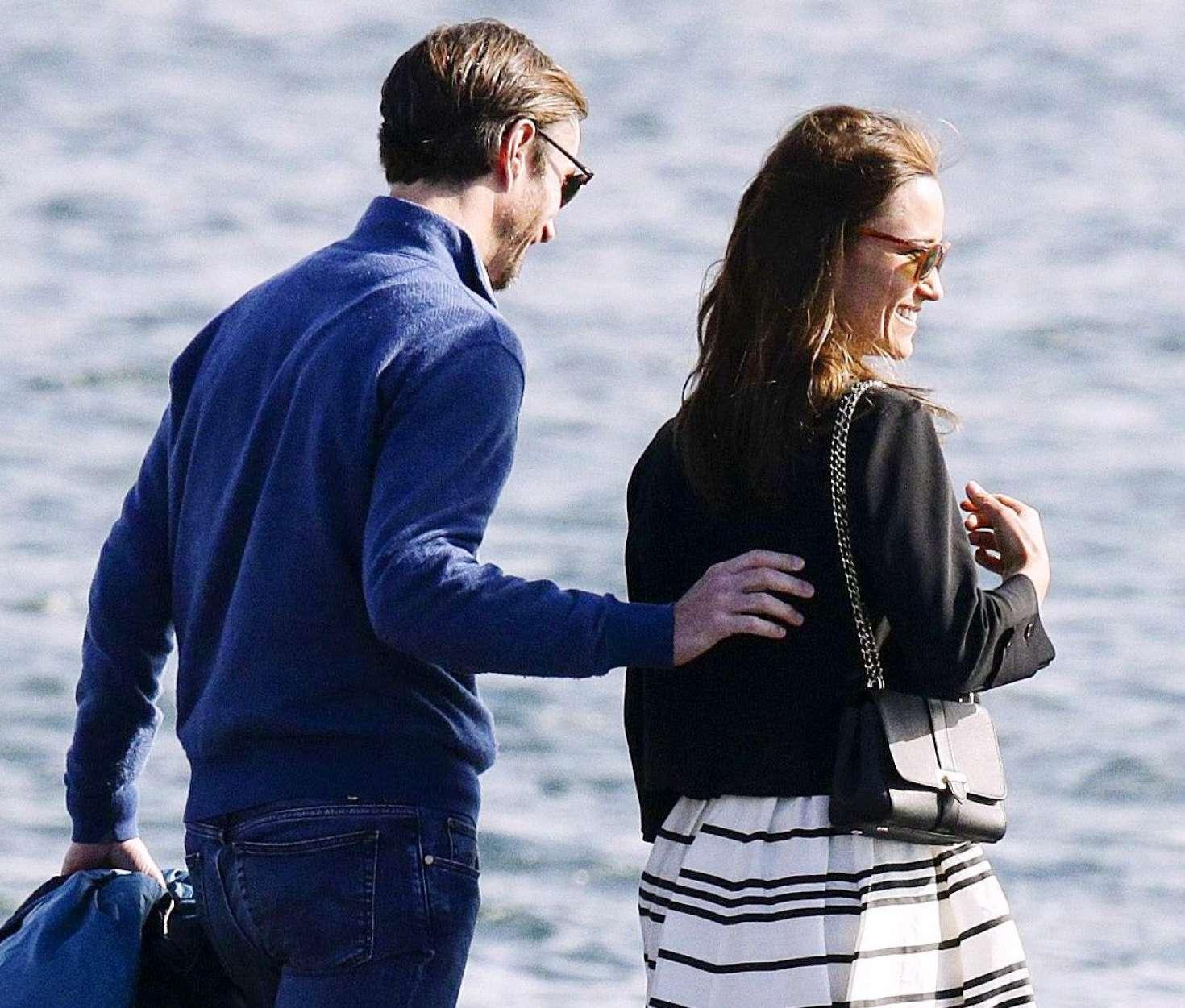 Pippa dating Matthews