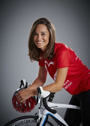 Pippa Middleton - British Heart Foundation 2014/15
