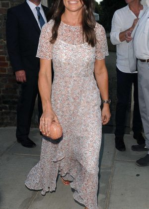 Pippa Middleton - David Frost Summer Garden Party in London