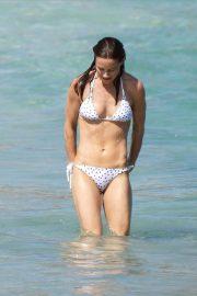 Pippa Middleton in Bikini on the beach in St. Barth