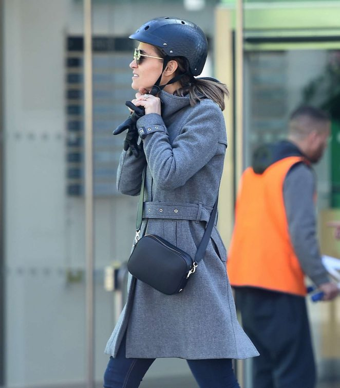 Pippa Middleton - Out in London