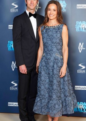 Pippa Middleton - ParaSnowBall at Hurlingham Club in London