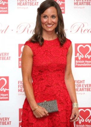 Pippa Middleton - Roll Out The Red Ball 2015 in London
