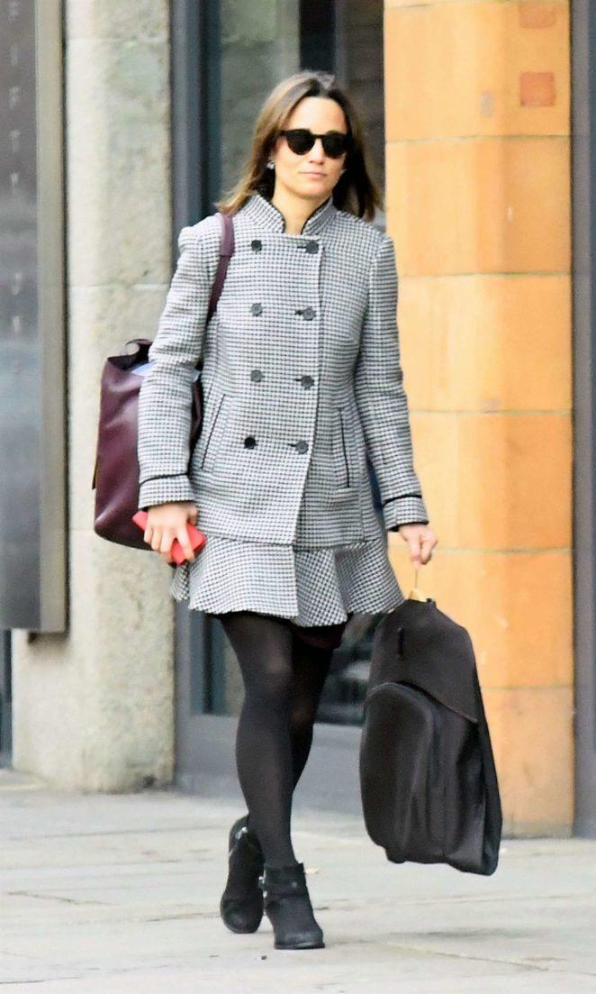 Pippa Middleton – Shopping in London