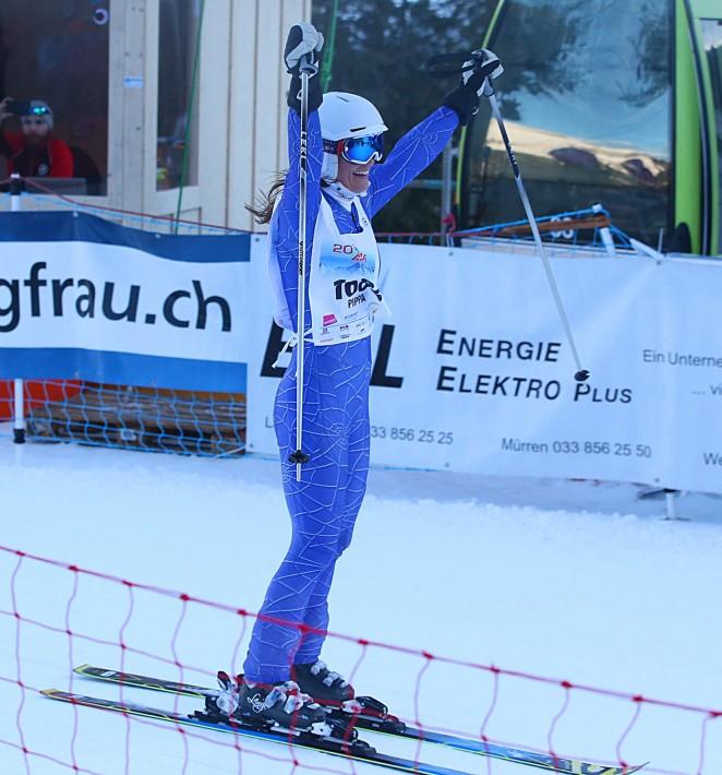 Pippa Middleton Skiing in Switzerland -05