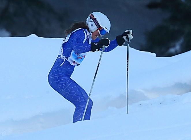 Pippa Middleton Skiing in Switzerland -15
