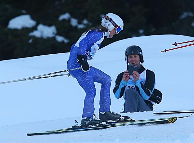 Pippa Middleton Skiing in Switzerland -33