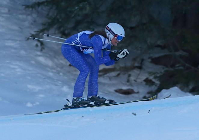 Pippa Middleton Skiing in Switzerland -37