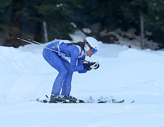 Pippa Middleton Skiing in Switzerland -44