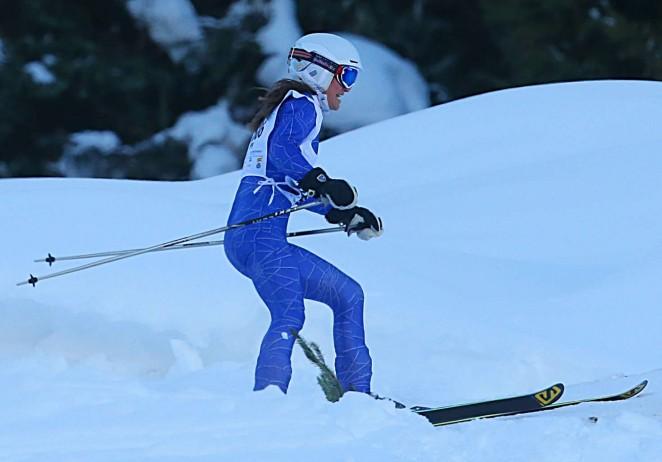 Pippa Middleton Skiing in Switzerland -49