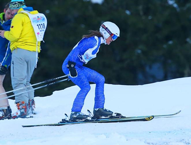 Pippa Middleton Skiing in Switzerland -55