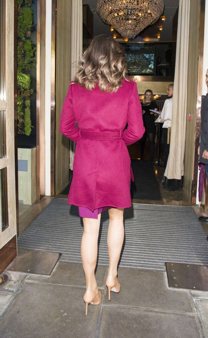 Pippa Middleton in Short Dress -21