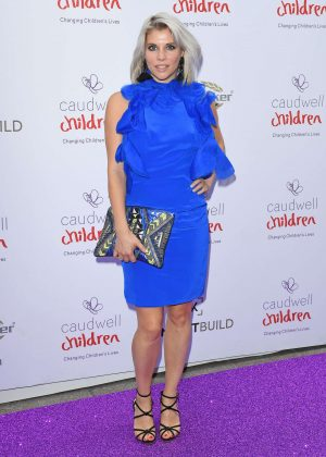Pips Taylor - Caudwell Children Butterfly Ball 2016 in London