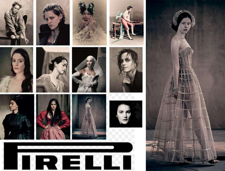 Pirelli Calendar 2020 by Paolo Roversi