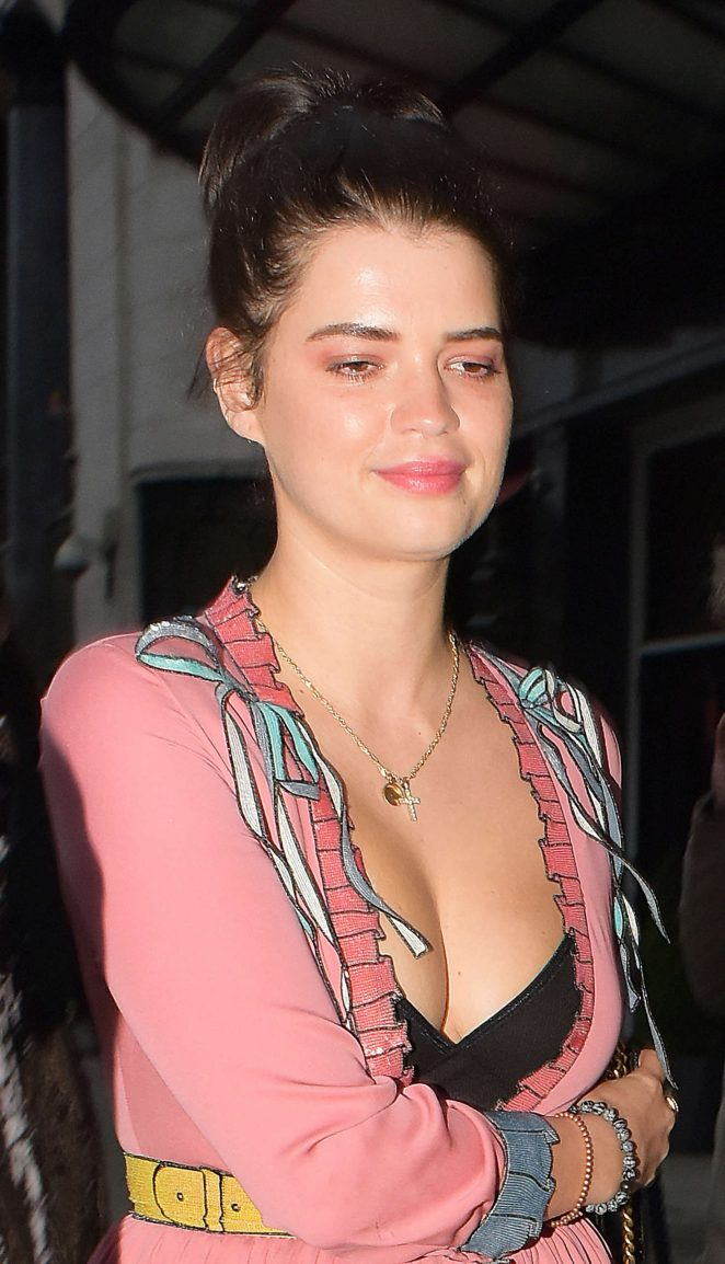 Pixie Geldof at Gucci Party in London