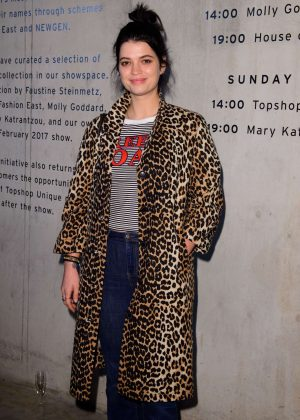 Pixie Geldof - House of Holland Show at 2017 LFW in London