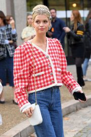 Pixie Geldof - Miu Miu Show SS 2020 at Paris Fashion Week