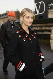 Pixie Geldof -  Valentino Show at 2020 Paris Fashion Week Womenswear F-W 20-21