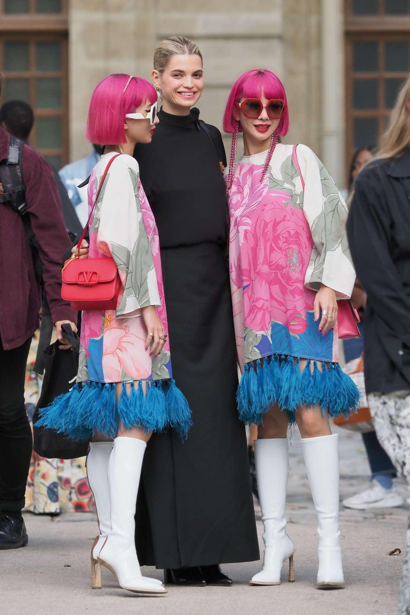 Pixie Geldof 2019 : Pixie Geldof – Valentino Womenswear SS 2020 Show at Paris Fashion Week-06
