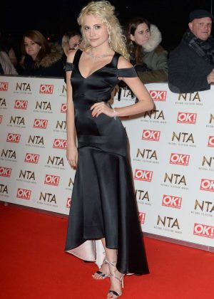 Pixie Lott - 2017 National Television Awards in London
