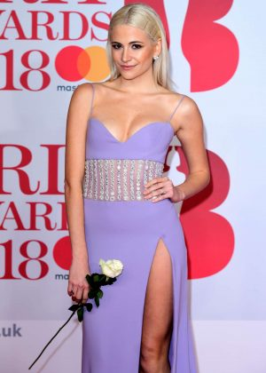 Pixie Lott - 2018 Brit Awards in London