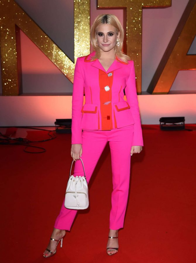 Pixie Lott – 2019 National Television Awards in London