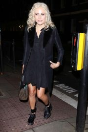 Pixie Lott - Arrives at Tanqueray No. TEN Townhouse VIP Launch in London