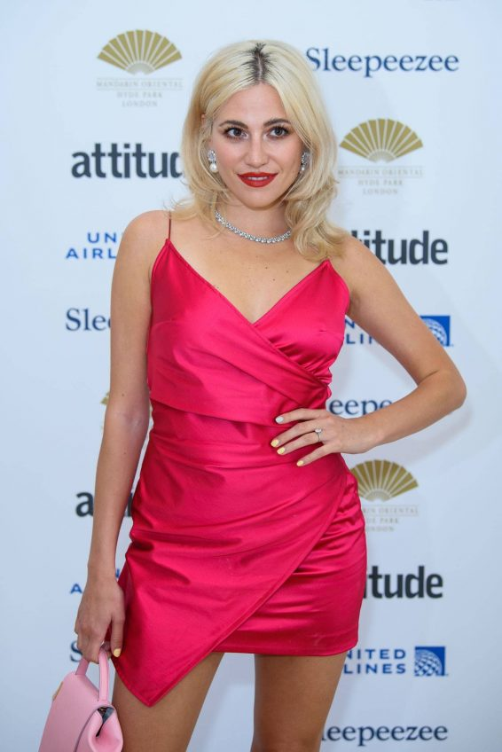 Pixie Lott - Attitude Pride Awards 2019 in London