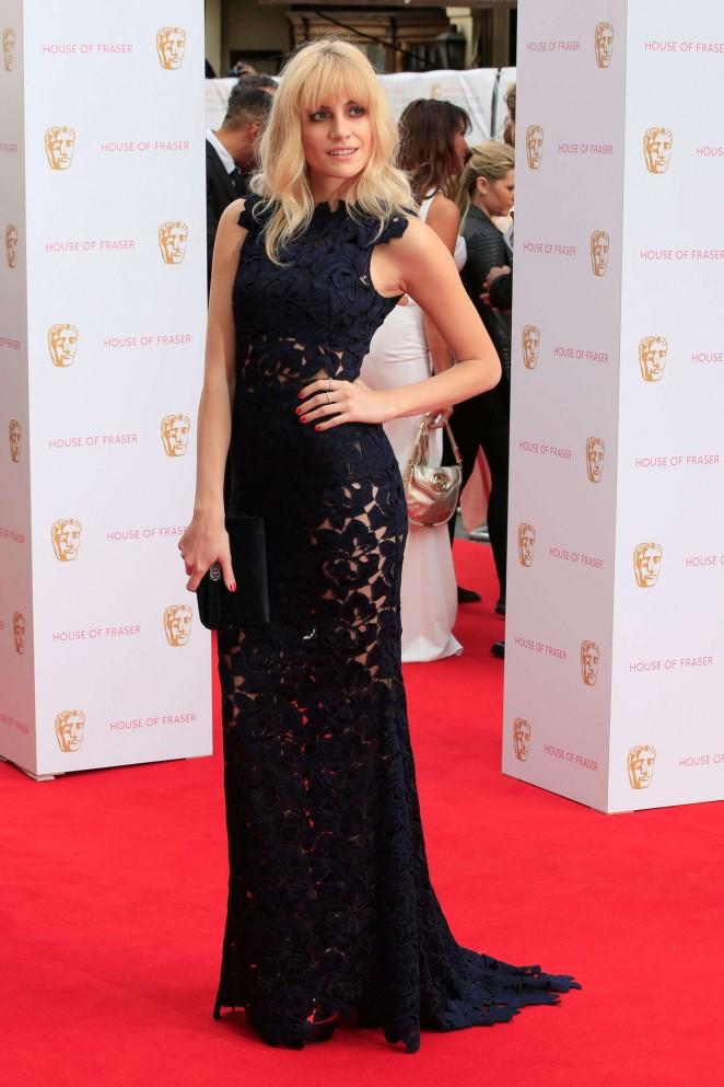 Pixie Lott: BAFTA Awards 2015 -02