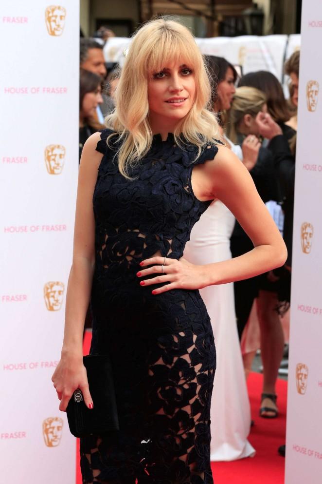 Pixie Lott - BAFTA Awards 2015 in London