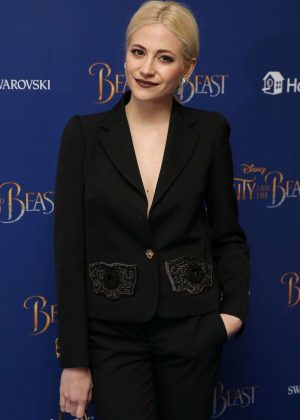 Pixie Lott - 'Beauty and the Beast' Screening in London