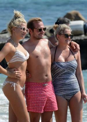 Pixie Lott in Bikini -09