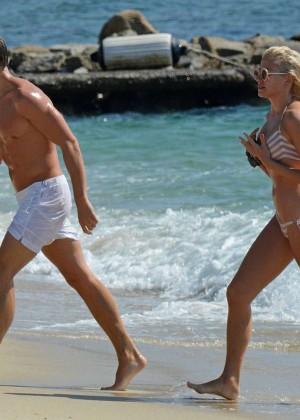 Pixie Lott in Bikini -11