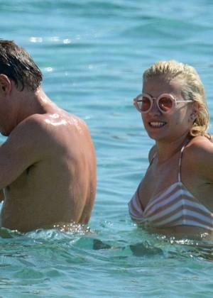 Pixie Lott in Bikini -17