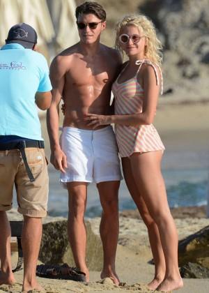Pixie Lott in Bikini -21