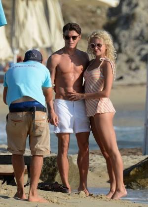 Pixie Lott in Bikini -42