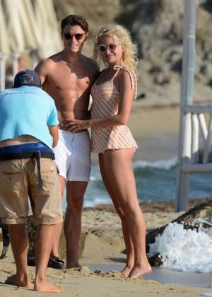 Pixie Lott in Bikini -51