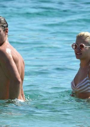 Pixie Lott in Bikini -53