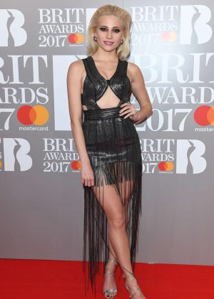 Pixie Lott - BRIT Awards 2017 in London