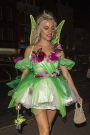 Pixie Lott - Celebrates her 29th birthday at Gold in Notting Hill in London