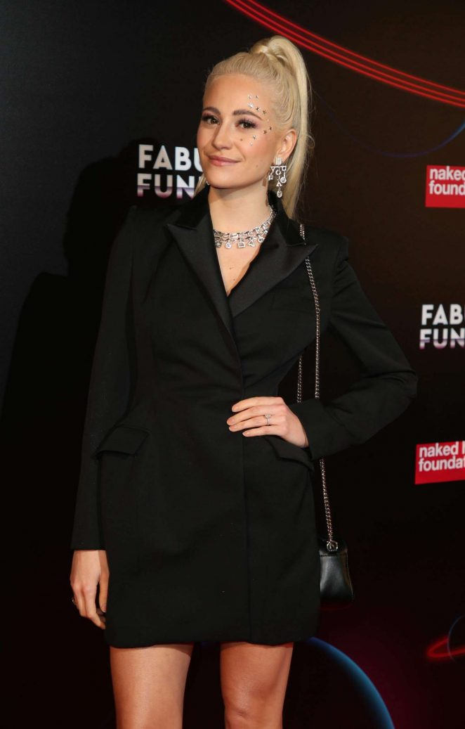 Pixie Lott - Fabulous Fund Fair Gala 2018 in London