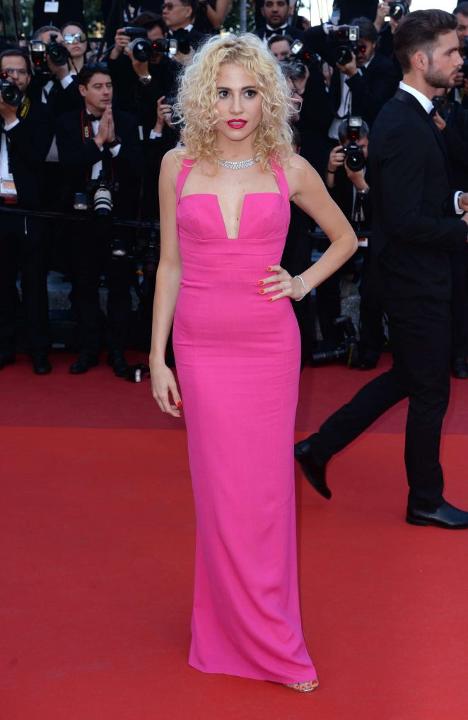 Pixie Lott - 'From the Land of the Moon' Premiere at 2016 Cannes Film Festival