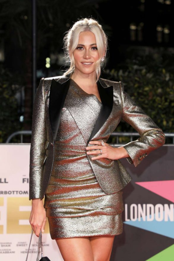 Pixie Lott - 'Greed' Premiere - 2019 BFI London Film Festival