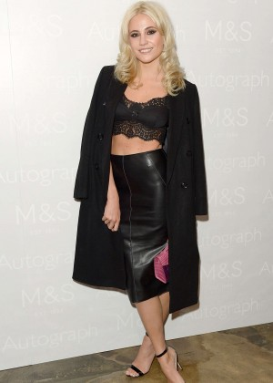 Pixie Lott - Marks and Spencer Party in London