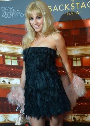 Pixie Lott - Naked Heart Foundation Backstage Gala in London