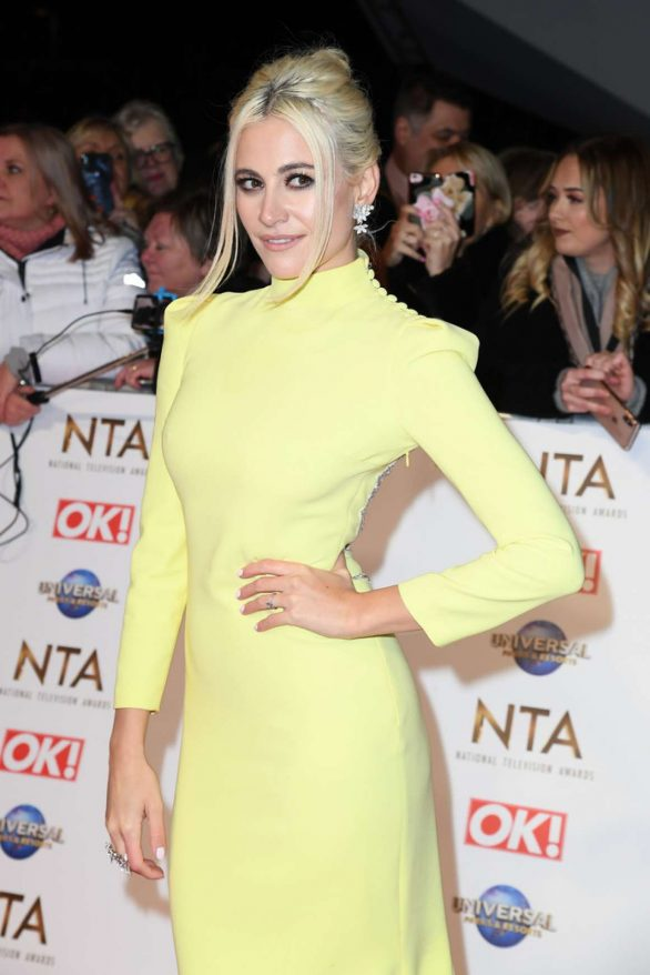 Pixie Lott - National Television Awards 2020 in London