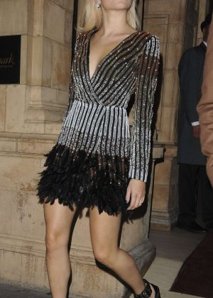 Pixie Lott - One For The Boys Gala After Party in London