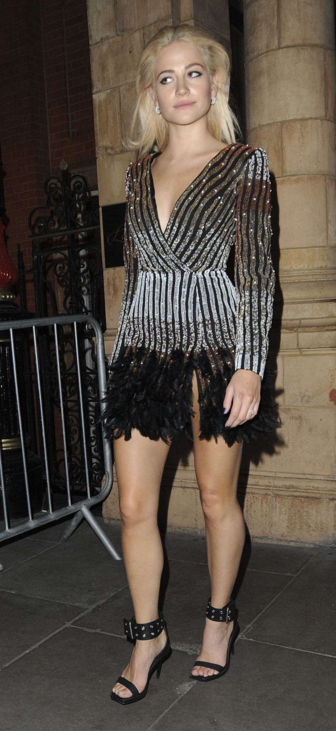 Pixie Lott: One For The Boys Gala After Party in London -03