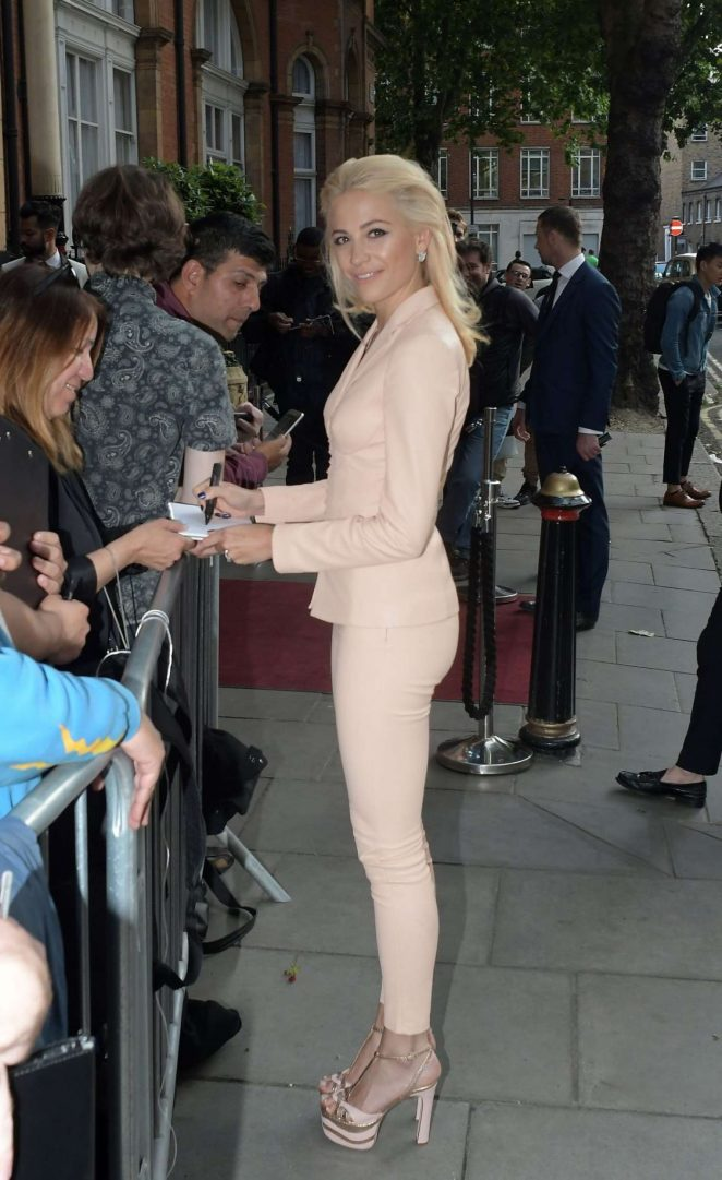 Pixie Lott – One For The Boys Gala in London
