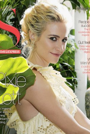 Pixie Lott - Sunday Magazine (May 2020)